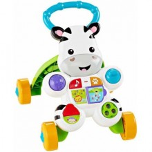 Fisher Price Interaktywny Chodzik Zebra DPL53