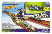 Mattel Hot Wheels Automagnesiaki Split Speeders Tor Ninja DJC31