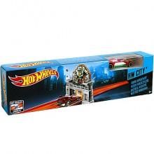 Mattel Hot Wheels Mały Tor Robo Niszczyciel DNN77 DNN78