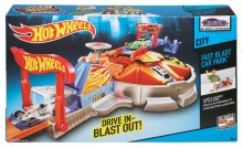Mattel Hot Wheels Super Garaż BHP89