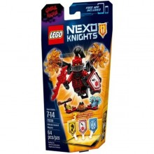 Lego Nexo Knights General Magmar 70338