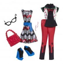 Mattel Monster High Ubranka Podstawowe Ghoulia Yelps  Y0402 Y0408