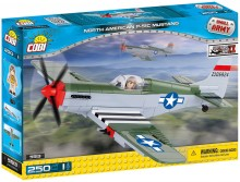 Cobi Small Army North American Mustang P-51C 5513