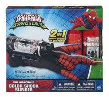 Hasbro Spiderman Rękawica Spidermana B5752 B5871