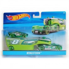 Mattel Hot Wheels Ciężarówka Wingstorm BDW51