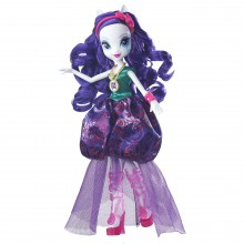 Hasbro Equestria Girls Everfree Kryształowa Gala Rarity B6478 B7531