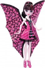 Mattel Monster High Draculaura Wampiskrzydla DNX65