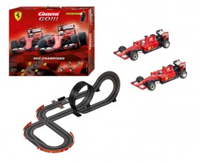 Carrera Go Red Champions 62394