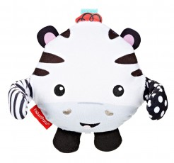Fisher Price Chichotki A kuku Zebra CMY54 CMY53