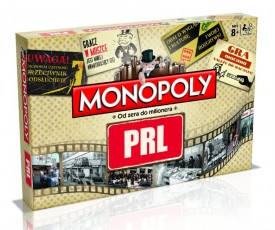Winning Moves Gra Monopoly PRL 27571