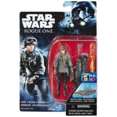 Hasbro STAR WARS ROGUE ONE Sergeant Jyn Erso Eadu B7072 B7275