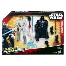 Hasbro Hero Mashers Star Wars Dwupak Luke Skywalker vs Darth Vader B3827 B3829
