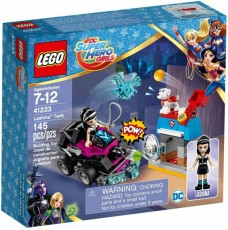 Lego DC Super Hero Girls Lashina i jej pojazd 41233