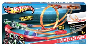 Mattel Hot Wheels Superpakiet Torów Y0276