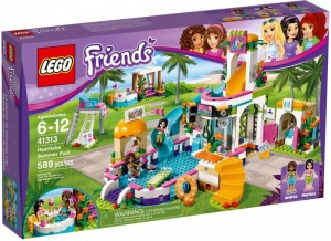Lego Friends Basen w Heartlake 41313