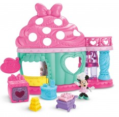 Fisher Price Cukiernia Minnie z Figurką CJG83 CJG88