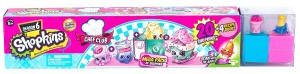 Formatex Shopkins S6 Chef Club 20-pak 56376