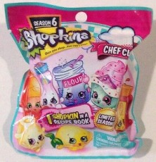 Formatex Shopkins S6 Chef Club Saszetka 56507