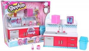 Formatex Shopkins S6 Chef Club Zestaw Zmywarka 56149