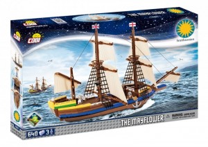 Cobi Smithsonian Ship Mayflower 21077