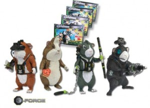 G-FORCE Figurki 5 calowe