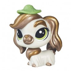 Hasbro Littlest Pet Shop figurka Mossy Courtley A9191 B7636