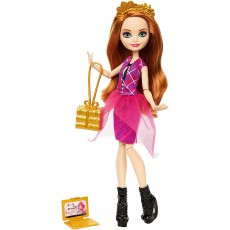 Mattel Ever After High Szkolna Księżniczka Holly O'Hair FJH06