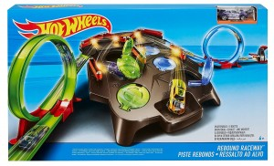Mattel Hot Wheels Wyścig do Celu FDF27