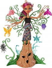 Mattel Monster High Treesa Thornwillow Leśna Nimfa 36 cm FCV59