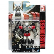 TRANSFORMERS Generations Deluxe Autobot Twinferno B7762/C0272