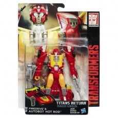 TRANSFORMERS Generations Deluxe Hot Rod B7762/C0271