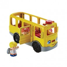 Fisher Price Little People Autobus Małego Odkrywcy FKX03