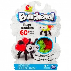 Spin Master Bunchems Rzepy  Snuggly Bugs Owady 6026097 69721