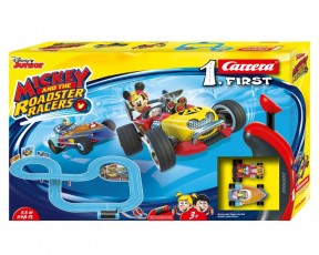 Carrera FIRST Mickey Roadstar Racers 63013