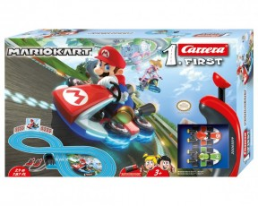 Carrera FIRST Mariokart 63014