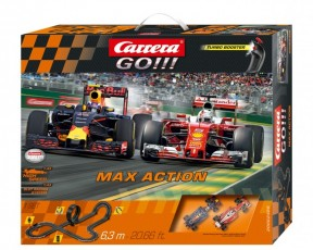 Carrera GO!!! Max Action 62429
