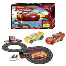 Carrera First Disney Cars 3 63010