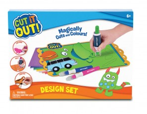 CUT IT OUT! Magia Wycinania 3D CLU01000