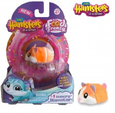 Formatex Hamsters Interaktywny Chomik Honey FOR5114