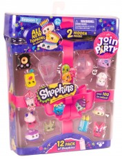 Formatex Shopkins Party S7 12-pack FOR56355