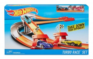 Mattel Hot Wheels Turbo Wyścig FPV64