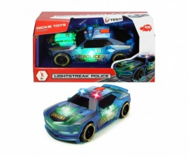 Dickie Racing Lightstreak Police 203763001