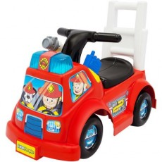 Fisher Price Little People Jeździk Straż Pożarna 38313