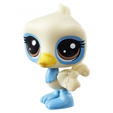 Hasbro Littlest Pet Shop Figurka Azure O'Strich B9388 C2888