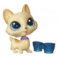 Hasbro Littlest Pet Shop Figurka Corgi Regalton A8228 B4788