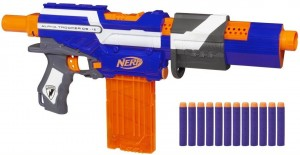 Hasbro Nerf Elite Alpha Trooper CS-12 A3698