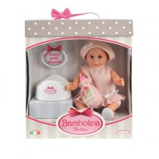 Smily Play Bambolina Boutique z Nocnikiem BD1621