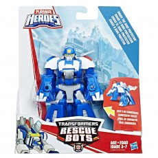 Hasbro Transformers Playskool Heroes Rescue Bots Chase Dino A7024 C1024