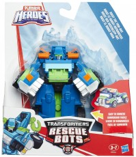 Hasbro Transformers Playskool Heroes Rescue Bots Hoist Tow-Bot A7024 B5866