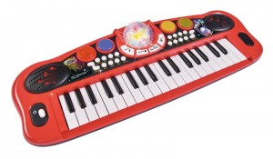Simba My Music Wordl Disco Keyboard 106834101